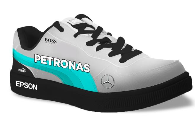 Mercedes Puma