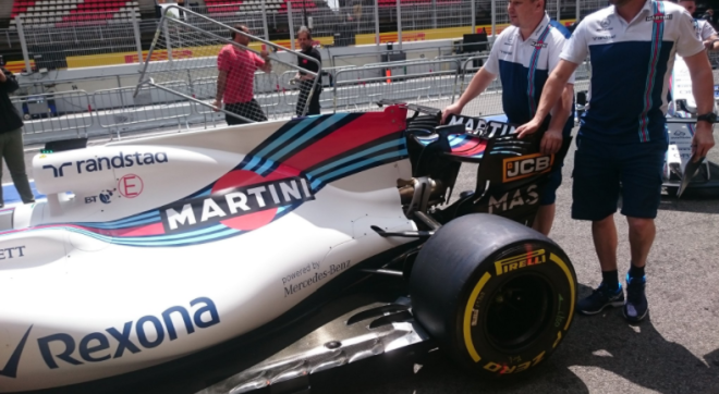 Williams Spain