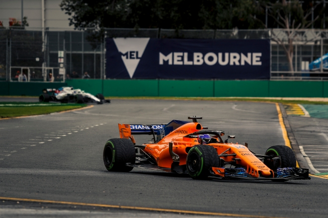 Australian Grand Prix Qualifying